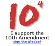 10th Amendment Pledge