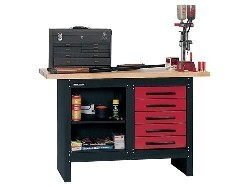 Kennedy steel reloading bench