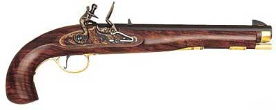 Pedersoli Kentucky Flintlock Pistol