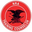 I can certify new instructors for most NRA firearms courses